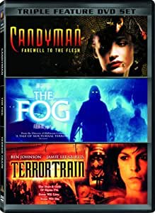 Revenge Is Sweet Triple Feature (Candyman: Farewell to the Flesh / The Fog / Terror Train) by 20th Century Fox