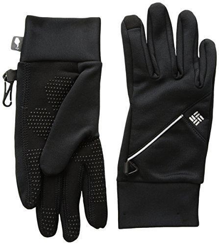 Columbia W Trail Summit Running Glove (Black), Small