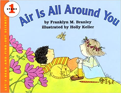 Air Is All Around You Book and Tape (Lets-Read-and-Find-Out Science 1)