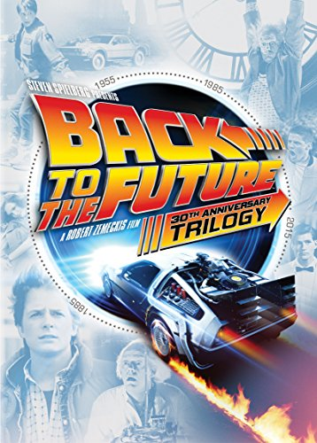 Back to the Future 30th Anniversary Trilogy (Best Place To Sell Back Dvds)