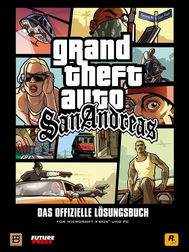 Price comparison product image Grand Theft Auto: San Andreas Lösungsbuch (PC & Xbox)