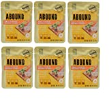 Abound Turkey Stew With Vegetables in Gravy Cat Food Pouch 3 oz (6 pouches) Larger Image