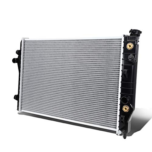 (DPI 1485 OE Style Aluminum Core High Flow Radiator For 93-02 Chevy Camaro/Pontiac Firebird AT/MT)