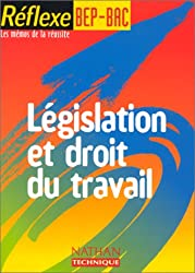 Législation et droit du travail, 1998-1999 (Drobep)