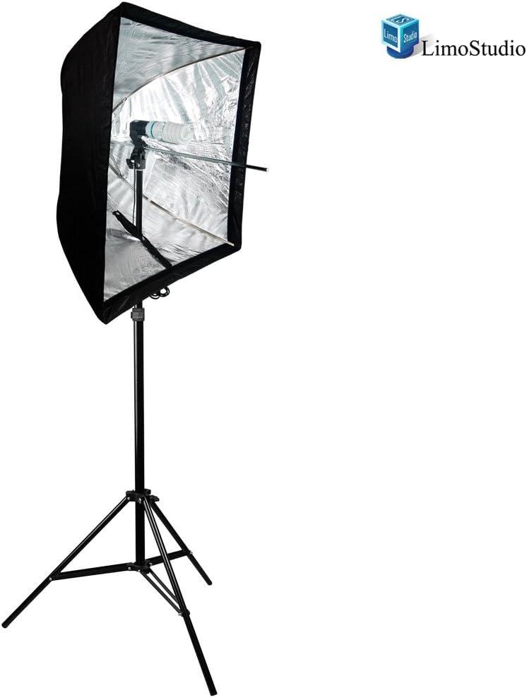 LimoStudio Photography Photo Studio Umbrella Lighting Kit 200W AGG1231