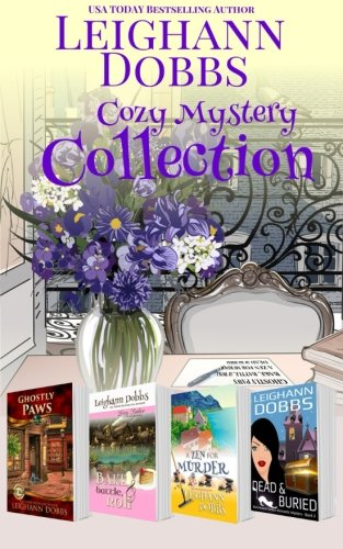 book cover of Cozy Mystery Collection