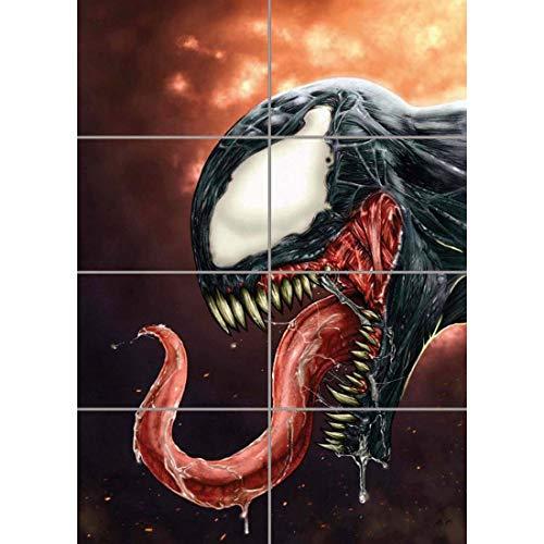 Doppelganger33LTD SPIDERMAN VENOM GIANT WALL ART PRINT POSTER G799 (Artwork Venom)