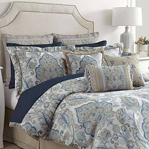 Croscill Emery King Comforter, Multi