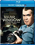 Rear Window / Fenetre sur cour (Bilingual) [Blu-ray + Digital Copy + UltraViolet]