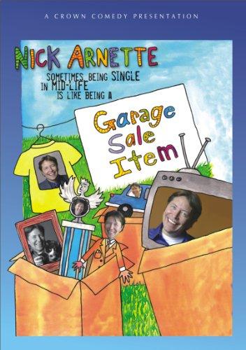 Nick Arnette: Garage Sale ()