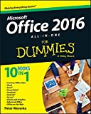 img - for Office 2016 All-In-One For Dummies book / textbook / text book