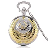 Item Shape :Round Display Type : Analog Case diameter : 4.5 centimeters Case Thickness : 1centimeters Chain Material : Metal Chain Chain length : about 80centimeters Item weight : 0.055kg Movement : QuartzPackage Content: 1 x Pocket Watch 1 ...