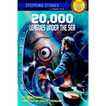 20,000 Leagues Under the Sea (A Stepping Stone Book(TM))