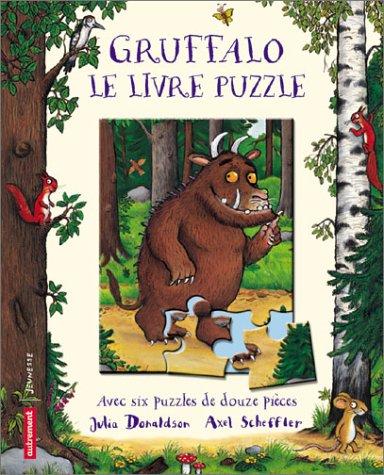 Gruffalo : Le livre puzzle (Autrement jeunesse): Amazon.es: Scheffler, Axel, Donaldson, Julia: Libros en idiomas extranjeros