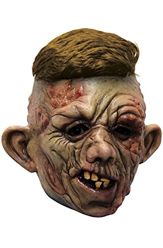 [Ghoulish Masks Hideous Man Adult Mask-Standard] (Scary Hillbilly Halloween Costumes)