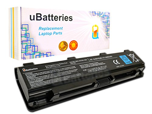 (UBatteries Compatible 48Whr Battery PA5109U-1BRS for Toshiba Satellite C50-A C50D-A C50t-A C55-A C55D-A C55Dt-A C55t-A C75-B C75D-B C70-S C75-A C75D-A S70D-A S70-A S75D-A S75Dt-A S75t-A S75t-B Series)