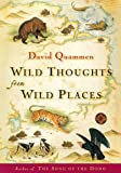 Wild Thoughts from Wild Places, David Quammen, 0684835096