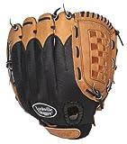 Louisville Slugger Unisex's Genesis Series Glove-Tan/Black, 13 Inch