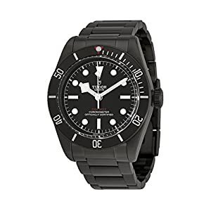 Tudor Heritage Automatic Mens Watch 79230DK-BKSS