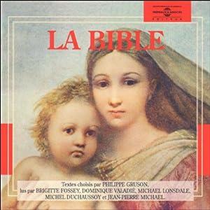 La Bible Audiobook