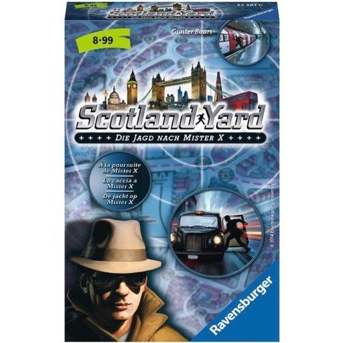 Scotland Yard Gesellschaftsspiele Das Würfelspiel