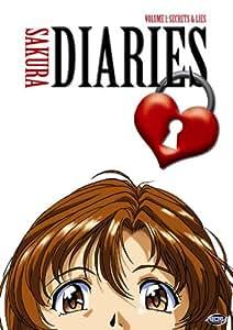 Sakura Diaries OVA Collection 1 - Secrets & Lies (ep.1-6)