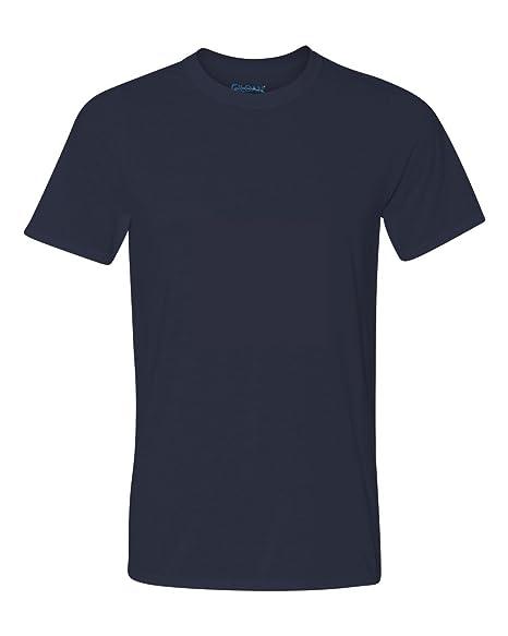 Gildan Performance T-Shirt 100/% Aqua FX Polyester properties wicking Mens