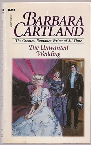 book cover of Unwanted Wedding