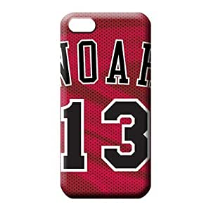 MMZ DIY PHONE CASEiphone 6 4.7 inch cover Protective trendy mobile phone carrying cases chicago bulls nba basketball