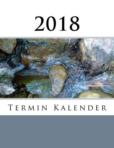2018: Termin Kalender (German Edition)
