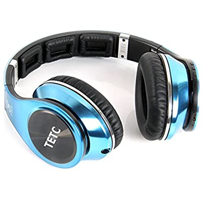 Zeimax Bluetooth4.0 Headphones Supports NFC Bluetooth, Revolutionary 8 Tracks 8 Driver Units Deep bass effect wireless Headphones On-Ear Headphones