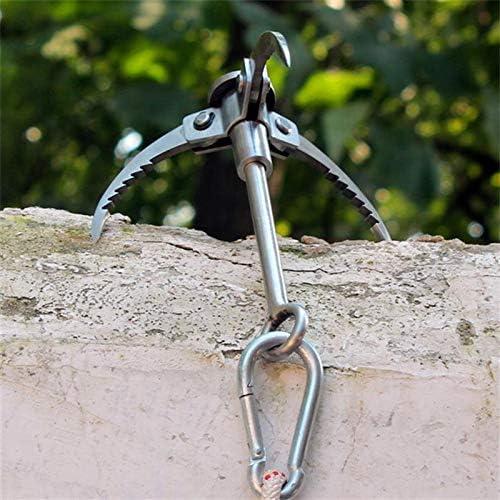 Ataque de mosquetón Plegable, Garfio Hook Plegable de la ...