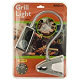 Barbecue LED Grill Light with Clip - 2/Pack (1 Pack)