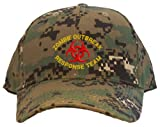Zombie Outbreak Response Team Embroidered Baseball Cap - Camo