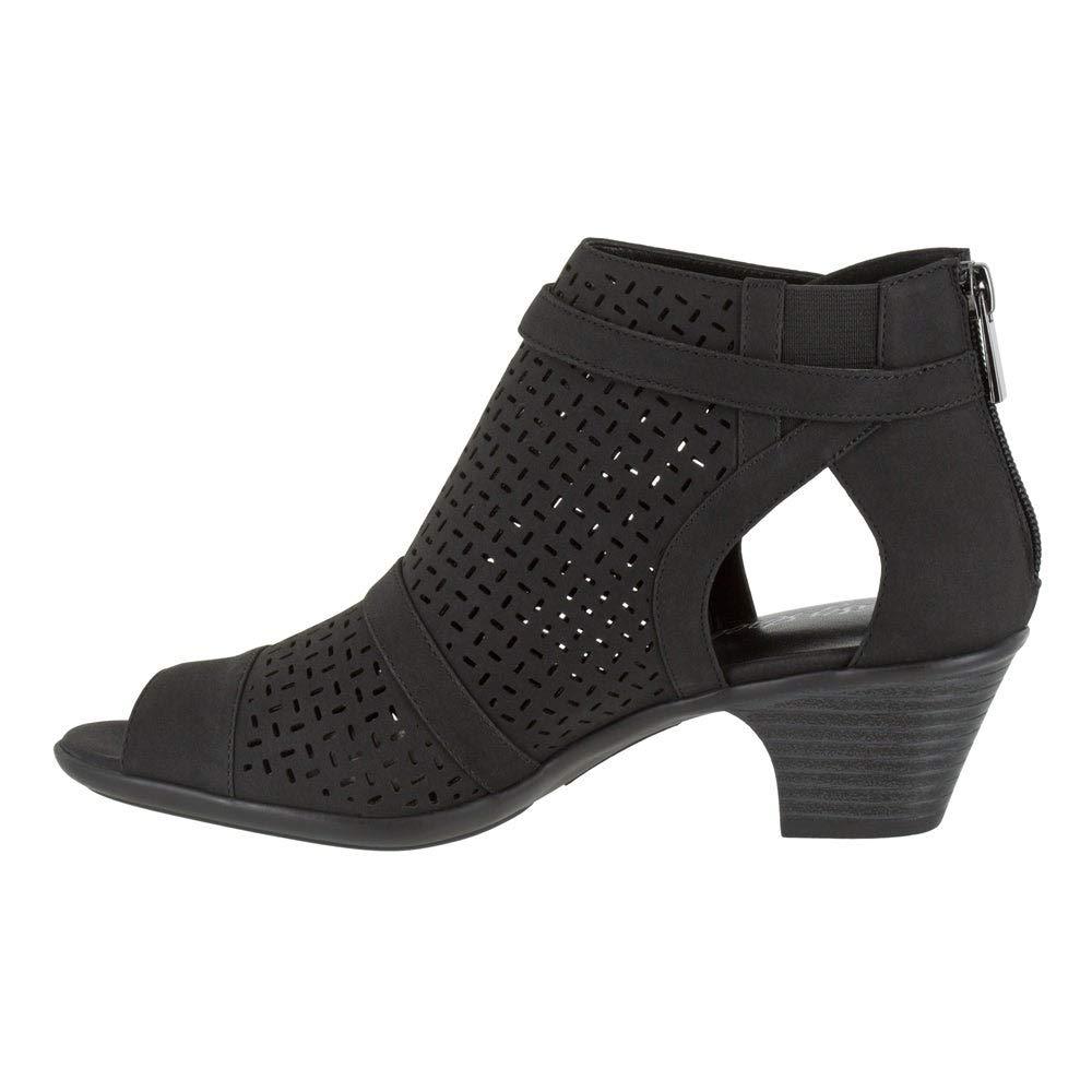 Easy Street Womens Carrigan Heeled Sandal