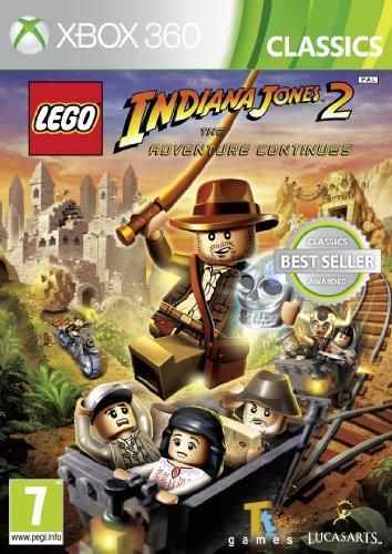 Lego Indiana Jones 2 - The Adventures Continues (Xbox 360)
