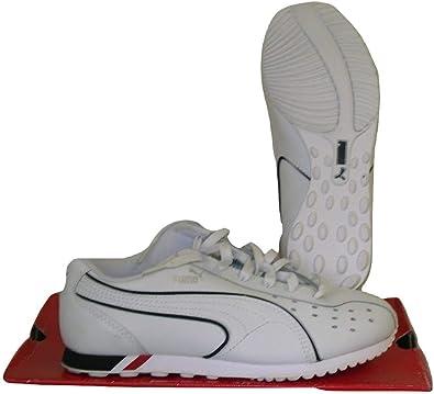 Puma Shoes Sprint Sage Green White Black Running Sneaker Sneakers