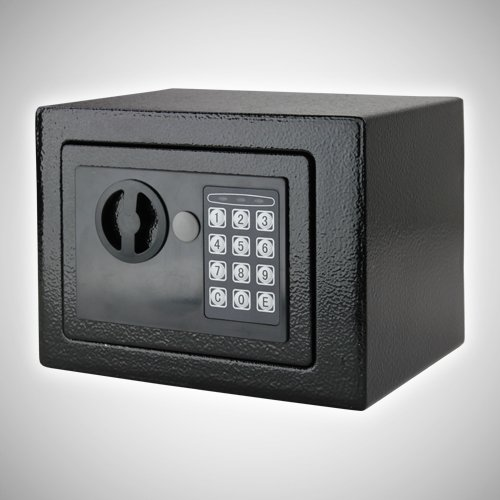 Gothobby digital electronic safe box lock home office for Best home office electronics
