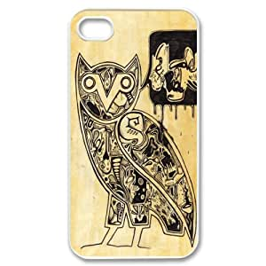 iPhone 4,4S Phone Case Drake OVO Owl