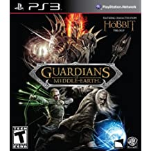 Lord of the Rings Guardians of Middle Earth w/Season Pass - PlayStation 3 Internet Required