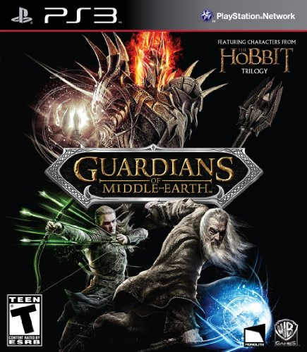 Guardians of Middle-earth (Ps3 Games Guardian)