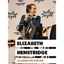 All Access Pass: Elizabeth Henstridge - Portland