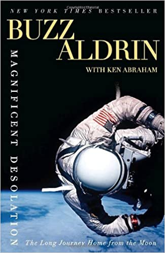 Image result for beautiful desolation buzz aldrin