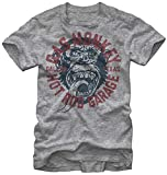 Gas Monkey Garage Business Logo Vintage Style Adult T-shirt M