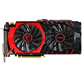 MSI GAMING Edition GeForce GTX 980 TI 6GB OC DirectX 12 VR READY (GTX 980TI GAMING 6G)