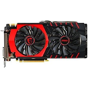 MSI GAMING Edition GeForce GTX 980 TI 6GB OC DirectX 12 VR READY (GTX 980TI GAMING 6G)
