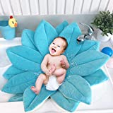 Flower Shape Bath Support - Soft Baby Bath Bathtub Use for Big Sink or Bathtub