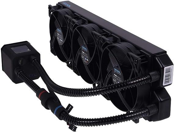 Alphacool Eisbaer 360 CPU - Refrigeración (Procesador, 63,85 cfm ...