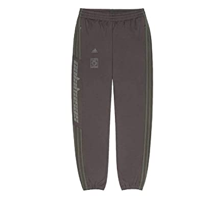 ea52c0760 Image Unavailable. Image not available for. Color  adidas Yeezy Kanye West  Calabasas Track Pants ...