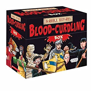 book cover of Blood-Curdling Box of Books